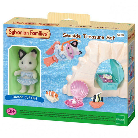Sylvanian Families -  Seaside Treasure Set