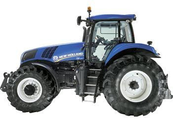 Siku 1/32 New Holland T8.390