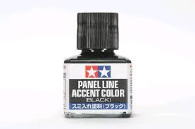 Tamiya Panel Line Color Black