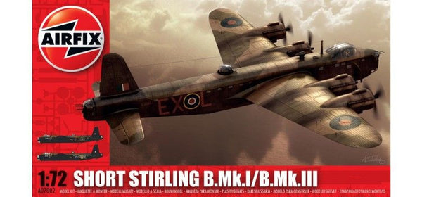 Airfix 1/72 Short Stirling BI/III