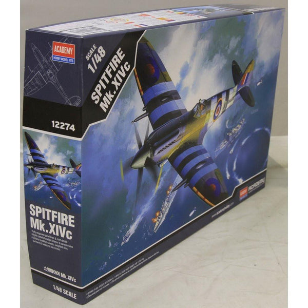 Academy 1/48 Spitfire Supermarine Mkxivc