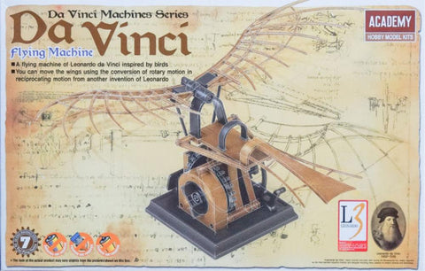 Academy Da Vinci Flying Machine