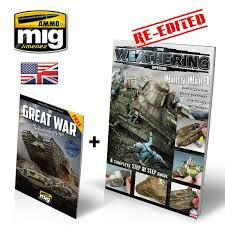 Books The Weathering Special - WWI