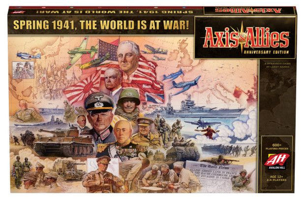 Axis and Allies: Anniversary Edition 1941