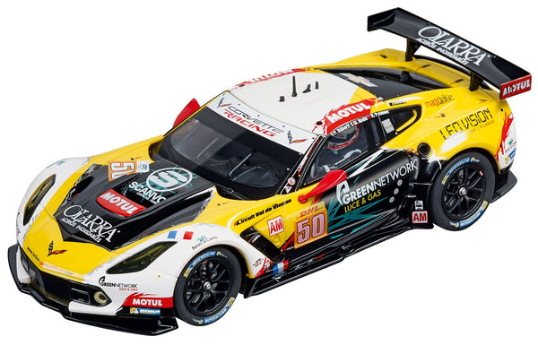 CAR Evo - Chevrolet Corevtte C7.R No. 50
