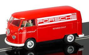 Scalextric VW Porsche Panel Van