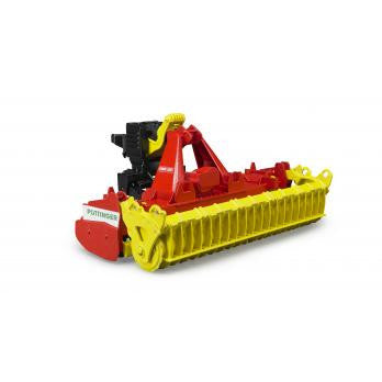 Accessories: P_ttinger Lion 3002 rotary harrow