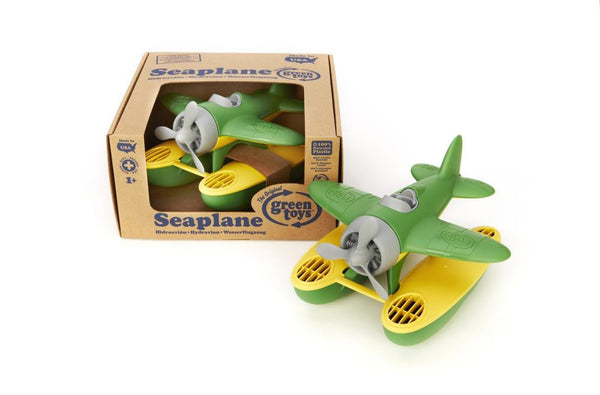 Green Toys - Seaplane - Green Brisbane CBD City Hobbies and Toys
