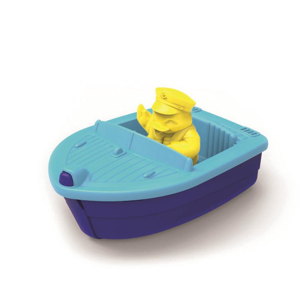 Green Toys - Launch Boat - Blue