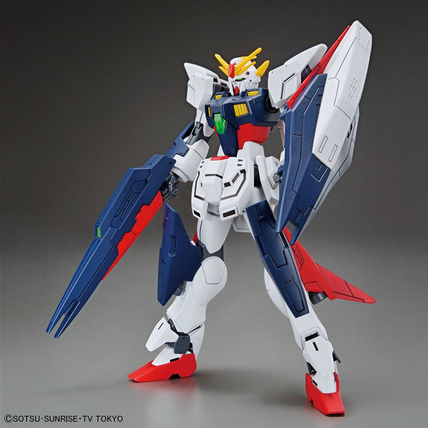 Bandai 1/144 HGBD Gundam Shining Break front on pose
