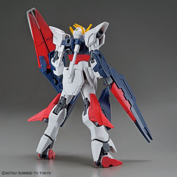 Bandai 1/144 HGBD Gundam Shining Break rear view