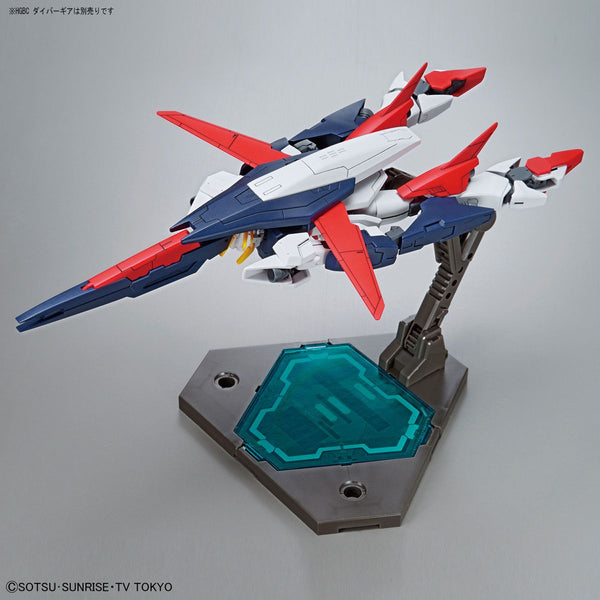 Bandai 1/144 HGBD Gundam Shining Break transformed pose 1