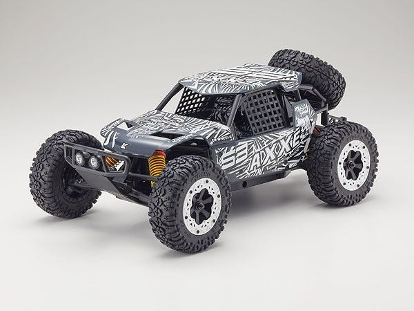 Axxe Ready-set Color Type 4 Grey 1:10 RTR