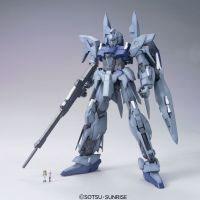 Bandai 1/100 MG Delta Plus Front View 2