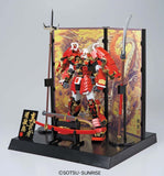 Bandai 1/100 MG Shin Musha Sengoku displayed