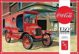 AMT 1/25 Coca Cola 1923 Ford Model T
