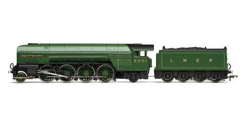 "LNER ""COCK 'O THE NORTH"", CLASS P2"