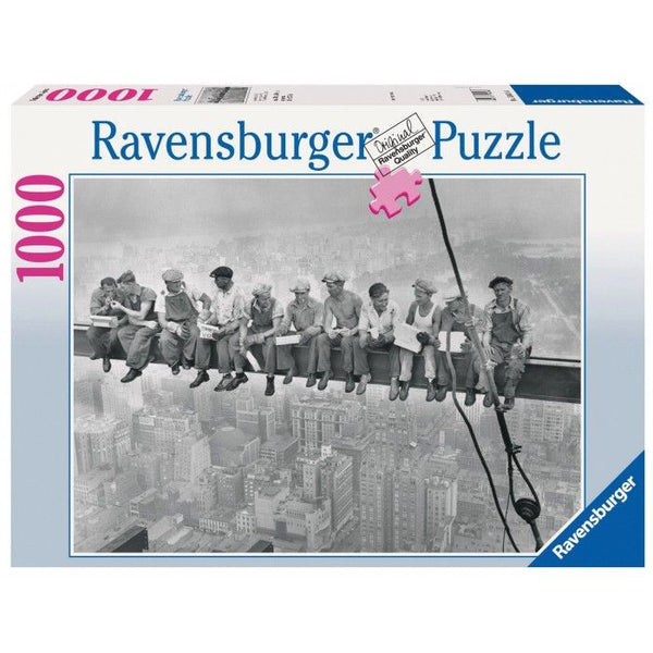 Ravensburger 1000pc Lunchtime Puzzle 1932