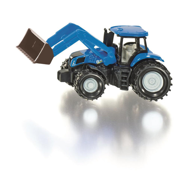 Siku New Holland with frontloader