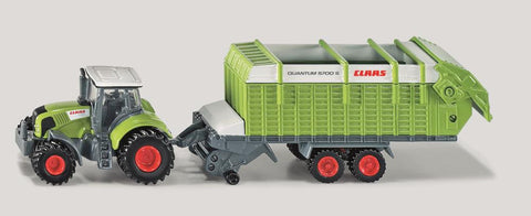 Siku 1/87 Tractor with Trailer