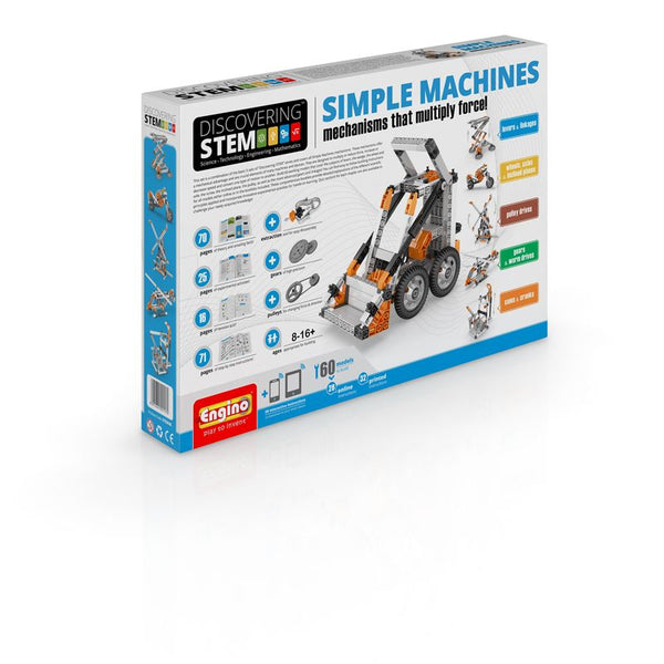 Engino S.T.E.M Simple Machines Collection