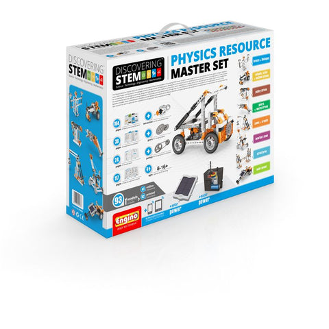 Engino S.T.E.M Physics Master Set