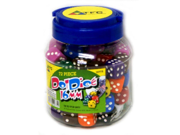 16MM DOT DICE Brisbane CBD City Hobbies and Toys