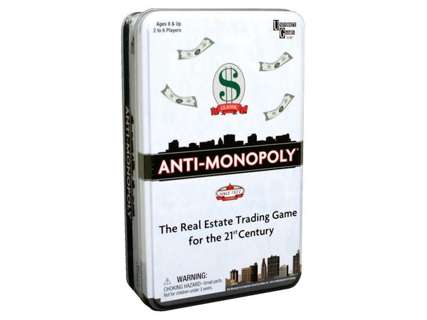 ANTI-MONOPOLY TIN