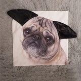 Funniest Pug Pillow