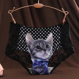 Sexy Pussy Cats Women Panties