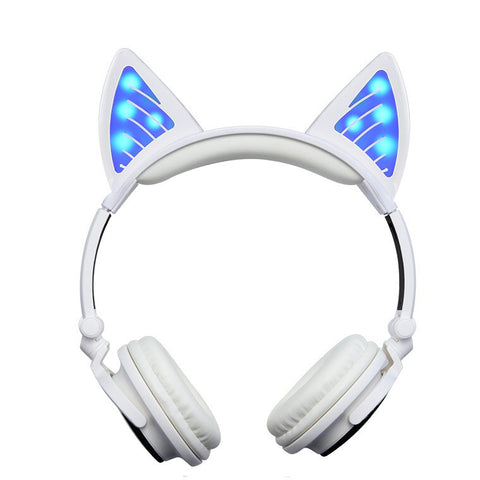 Pre-Order! Bluetooth Cat Ear Headphones