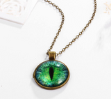 Cat Eye Necklace FREE