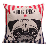 Grab Your Hug Pug Cushion For FREE