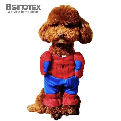 Pet Costumes - Cats/Dogs Spider Man Costumes