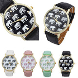 Elephant Print Watches