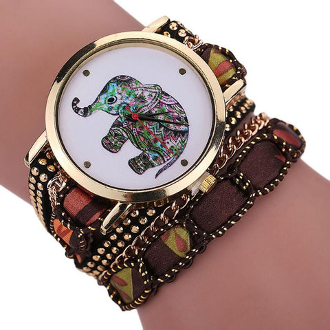 Bayan Elephant Watch