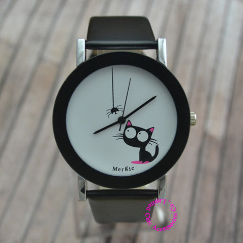 Cute Cat Watches