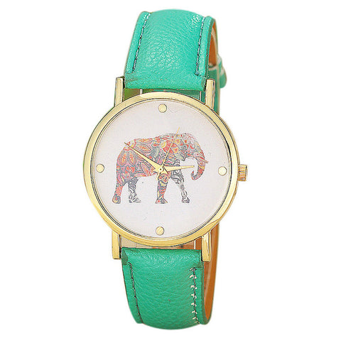 Elephant Elegant Watch