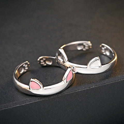 Cute Cat Claw Ring FREE