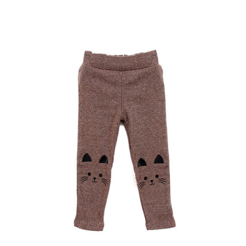 New Toddler Baby Cat Pants