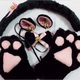 Cats Cosplay Costume - Contains Paws, Ears and Cat Tail