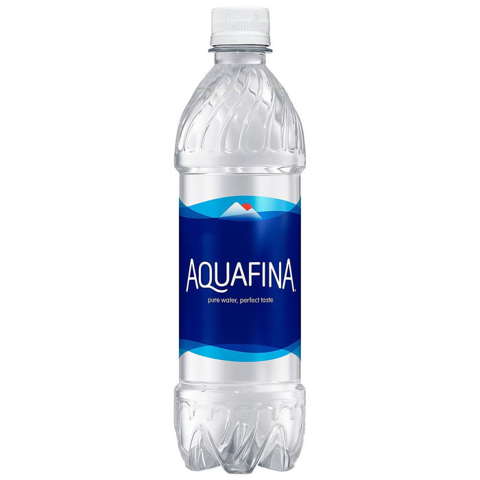 Aquafina Purified Water Bottles, 32 - 16.9 OZ