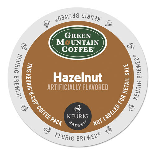 Hazelnut Coffee K-Cups, 24/Box
