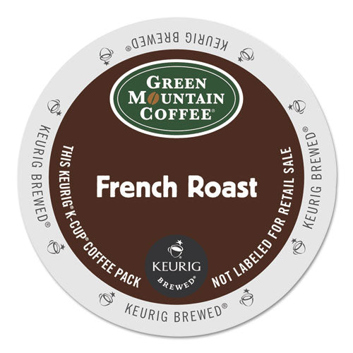 French Roast Coffee K-Cups, 24/Box