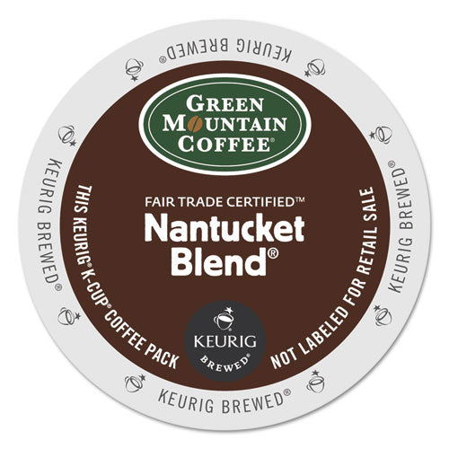 Nantucket Blend Coffee K-Cups, 24/Box