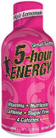 5 Hour Energy Pink Lemonade, 12 CT - 1.93 OZ