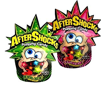 After Shocks Pop Candy, 18 - 1.6 OZ
