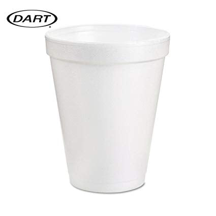 11 oz Dart Foam Cups 10J10