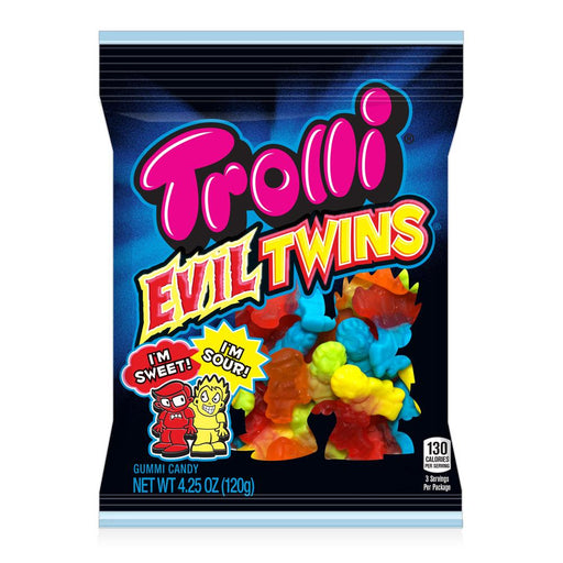 Trolli Evil Twins, 12 CT - 4.25 OZ