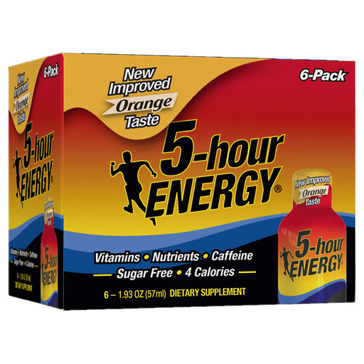 5 Hour Energy Orange, 12 CT - 1.93 OZ